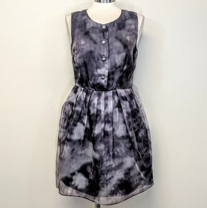 Cynthia Rowley Tie-Dye Dress